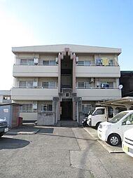 カネカ坂本第3マンション[1階]の外観
