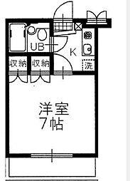 薬園台駅 2.5万円