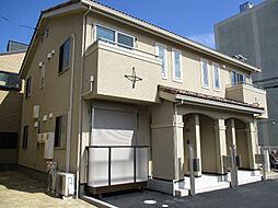 愛知県名古屋市千種区春岡2丁目の賃貸アパートの外観