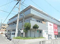 大阪府高石市高師浜1の賃貸マンションの外観