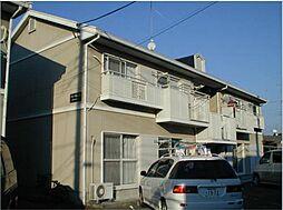 神奈川県小田原市中曽根の賃貸アパートの外観