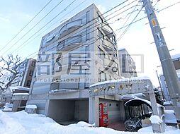 北海道札幌市北区北十七条西2の賃貸マンションの外観