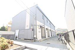 神奈川県綾瀬市早川城山1丁目の賃貸アパートの外観