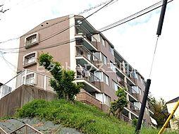 エルパラッツォ三田[2階]の外観