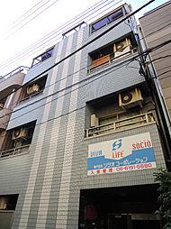 ソレイユ朝潮[3階]の外観