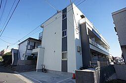 千葉県柏市東上町の賃貸マンションの外観