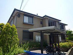 リーブラ東多田3[2階]の外観