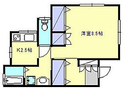[一戸建] 神奈川県鎌倉市関谷 の賃貸【神奈川県 / 鎌倉市】の間取り