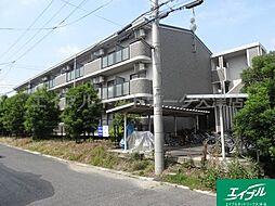 滋賀県大津市見世1丁目の賃貸アパートの外観