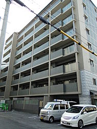 プレサンス京都西院[8階]の外観