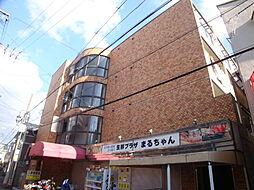 大阪府大阪市東淀川区西淡路3丁目の賃貸マンションの外観