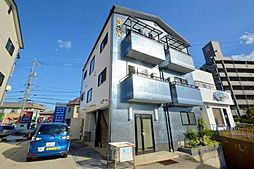広島県広島市安佐南区祇園2丁目の賃貸アパートの外観