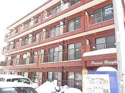 北海道札幌市豊平区豊平八条11丁目の賃貸マンションの外観