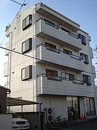 シティハウス八剣[4階]の外観