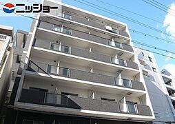 プレストンズ新栄[2階]の外観