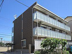 東京都足立区本木西町の賃貸マンションの外観