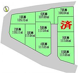 調布市八雲台2丁目 売地 京王線 柴崎駅 5区画