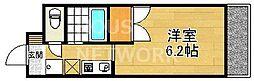 ソレイユ岩倉駅前I(旧芝三番館)[312号室号室]の間取り