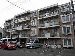 北海道札幌市東区北二十四条東3丁目の賃貸マンションの外観