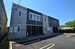 愛知県名古屋市港区小碓1丁目の賃貸アパートの外観