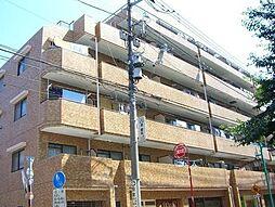 ライオンズマンション多摩川[4階]の外観
