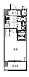 S-RESIDENCE新大阪Garden[1006号室号室]の間取り