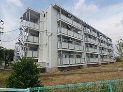 ビレッジハウス各務原 1・2・3・4棟[4階]の外観