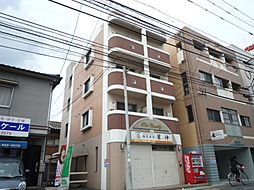 福岡県北九州市小倉南区富士見2丁目の賃貸マンションの外観