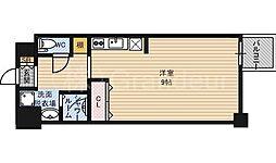 エスティライフ大阪都島[5階]の間取り