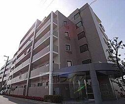 京都府京都市伏見区竹田三ツ杭町の賃貸マンションの外観
