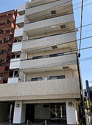 パークノヴァ横浜弐番館[1階]の外観