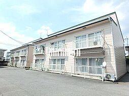 コスモハイツII[1階]の外観