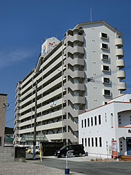 夏井ケ浜リゾートマンション[201号室]の外観