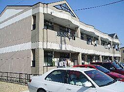 ひまわりハイツ[1階]の外観