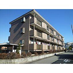 静岡県沼津市北園町の賃貸マンションの外観