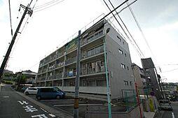 鹿子ビル[1階]の外観