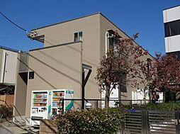 千葉県柏市明原2丁目の賃貸アパートの外観