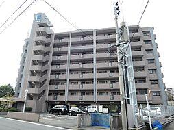 福岡県北九州市八幡西区則松5丁目の賃貸マンションの外観