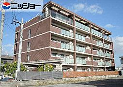 リバーズマンション築捨III[3階]の外観