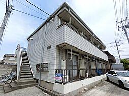 千葉県千葉市花見川区花園4丁目の賃貸マンションの外観