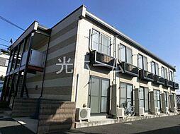 レオパレスpartire[2階]の外観