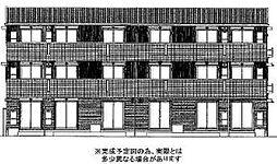 パームツリ—A[1階]の外観