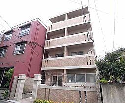 京都府京都市伏見区深草西浦町4丁目の賃貸マンションの外観