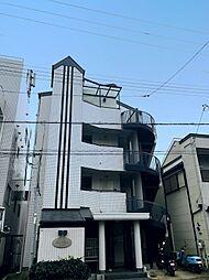 兵庫県神戸市灘区上野通5丁目の賃貸アパートの外観