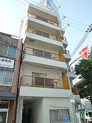 大阪府大阪市北区豊崎7の賃貸マンションの外観