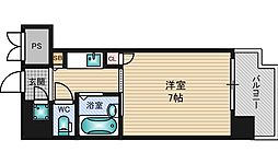 CityLife新大阪[9階]の間取り