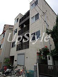 東京都足立区西竹の塚1丁目の賃貸マンションの外観