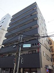 三恵中田パレス[8階]の外観