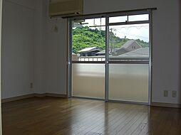 矢野ハイツ3棟[202号室]の外観