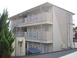 広島県東広島市高屋町稲木の賃貸マンションの外観